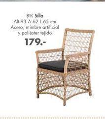 Oferta de Sillas bik por 179€