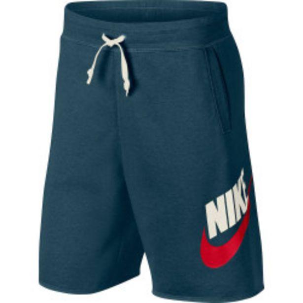 Oferta de Pantalón corto Nike Sportswear Alumni por 21,99€