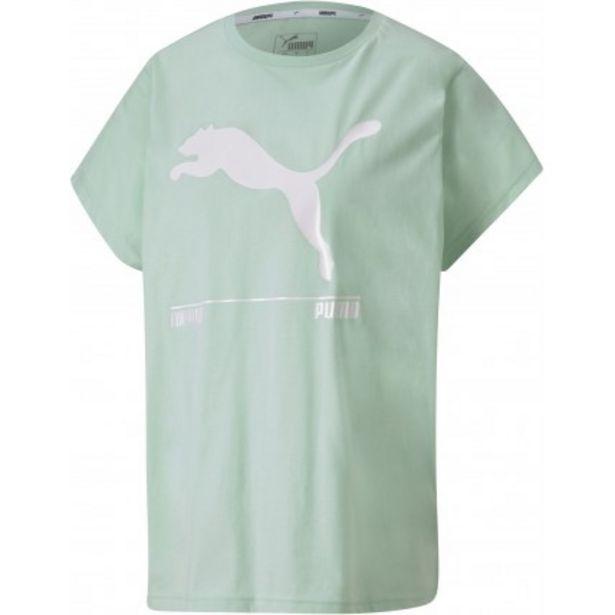 Oferta de Camiseta Puma NU-TILITY Mujer por 15,99€