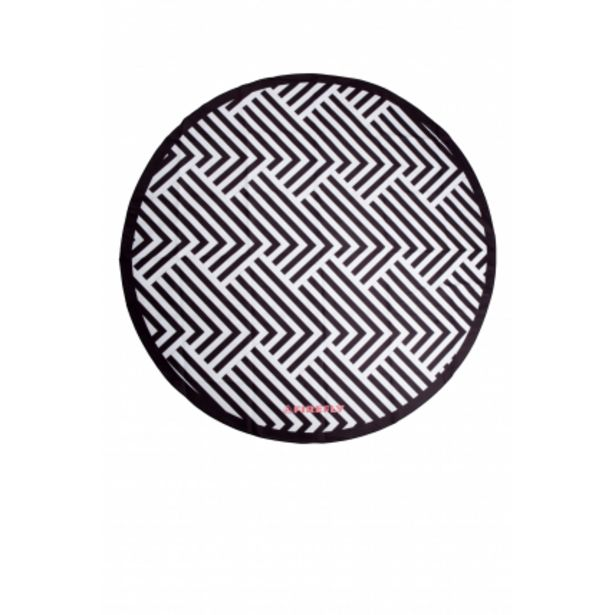 Oferta de Toalla de microfibra Tecnopro Joana por 12,99€