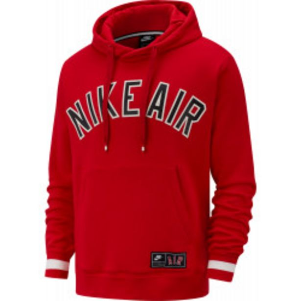 Oferta de Sudadera Nike Sportswear Air Hoodie PO Fleece por 34,99€