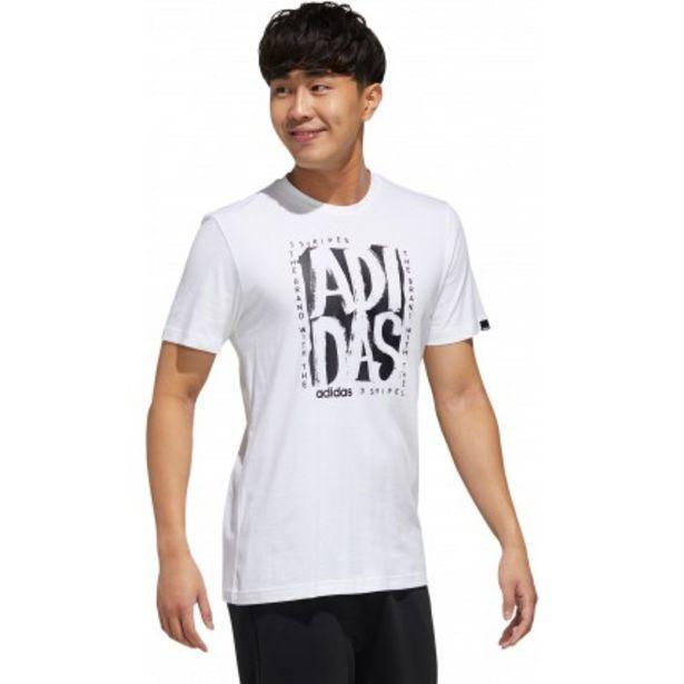 Oferta de Camisetas adidas Stamp Hombre por 11,99€