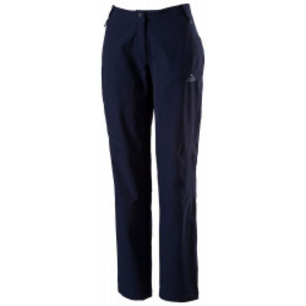 Oferta de Pantalones de trekking McKinley Yuba Mujer por 29,99€