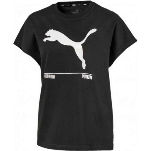 Oferta de Camiseta Puma NU-TILITY Mujer por 17,99€