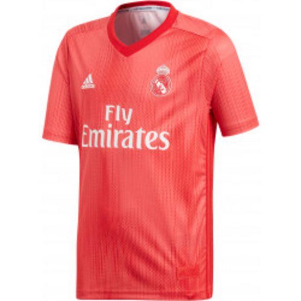 Oferta de Camiseta adidas Real Madrid 3a Equip. 18/19 por 34,99€
