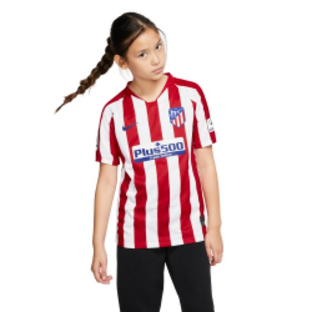 Oferta de Camiseta Nike Atlético de Madrid 2019 Jr por 44,99€