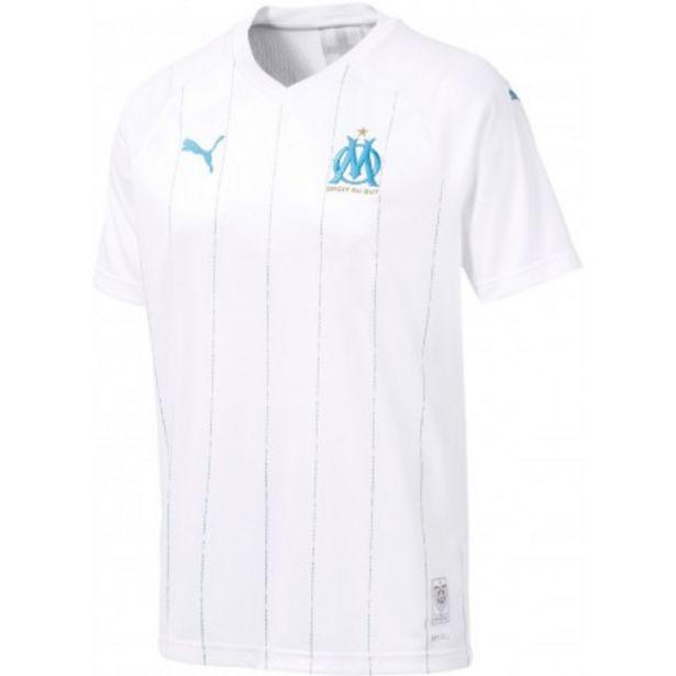 Oferta de Camiseta Olympique de Marseille Home 18/19 por 53,99€