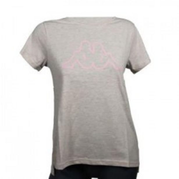 Oferta de Camiseta Kappa Idrato Mujer por 16,99€