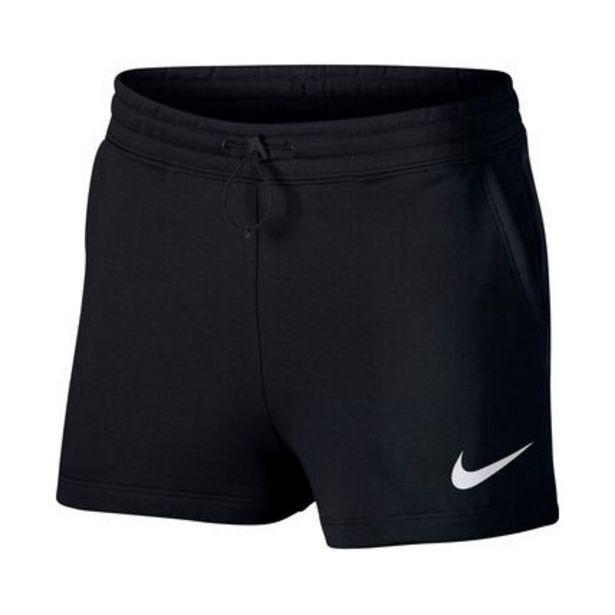 Oferta de Shorts Nike Sportswear Mujer por 19,99€