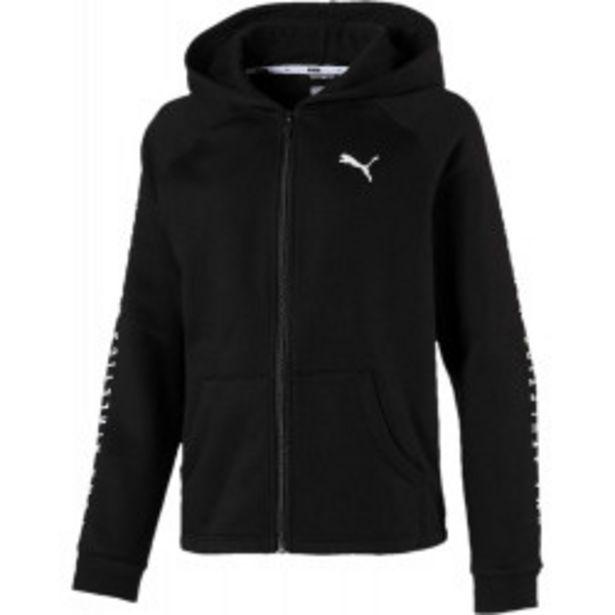 Oferta de Sudadera con capucha Puma Alpha Junior por 24,99€