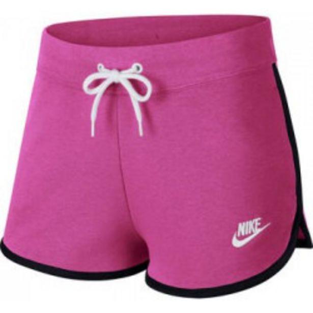 Oferta de Shorts Nike Sportswear Heritage Fleece por 13,99€