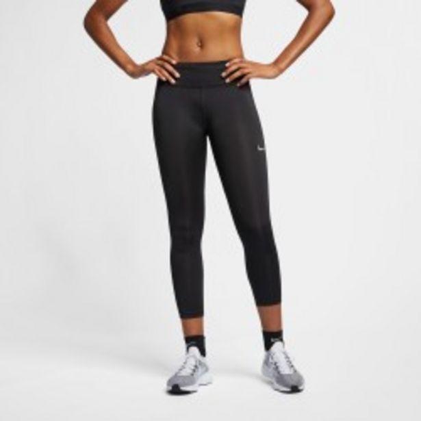 Oferta de Mallas Nike Fast Crop por 21,99€