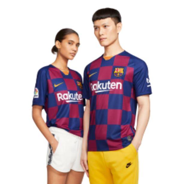 Oferta de Camiseta Local Nike FC Barcelona 2019-2020 por 44,99€