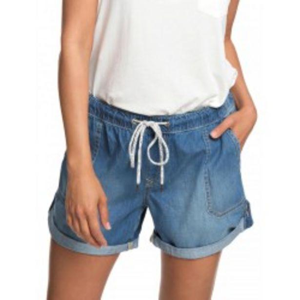 Oferta de Pantalones shorts vaqueros Roxy Arecibo por 29,99€