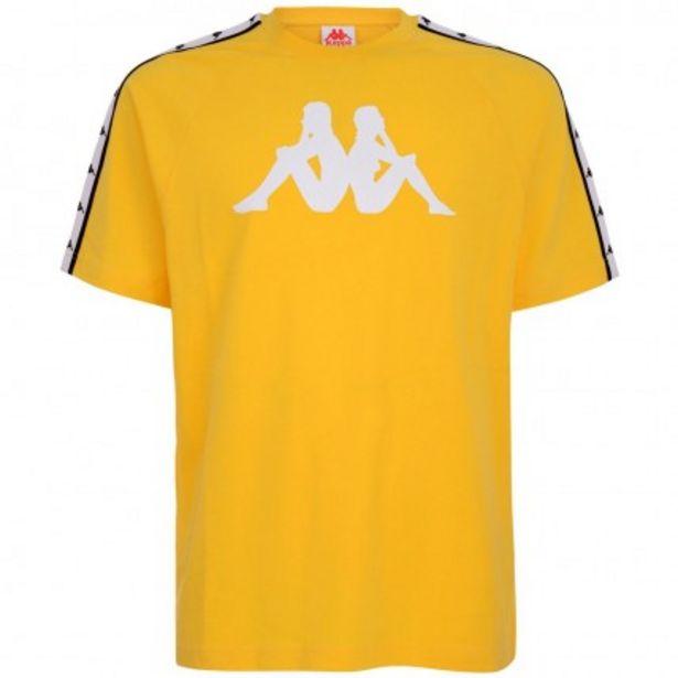 Oferta de Camiseta Kappa Tait Hombre por 23,99€
