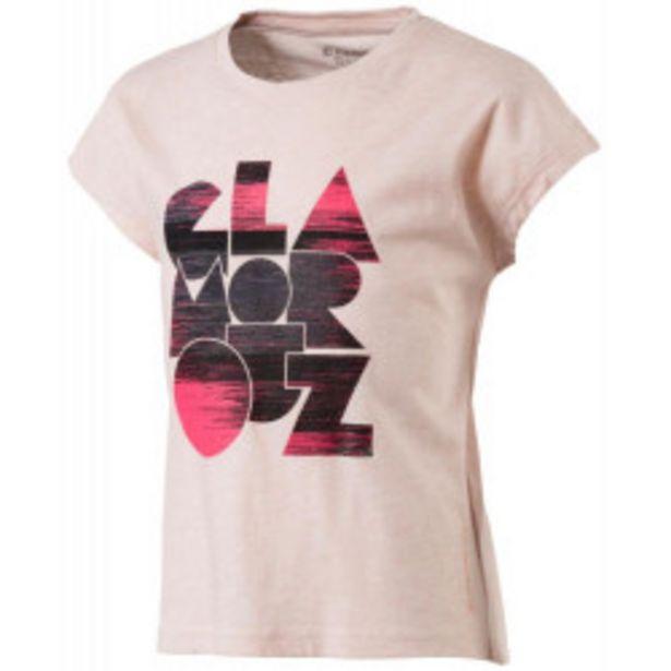 Oferta de Camiseta Energetics Shannon V Junior por 4,99€