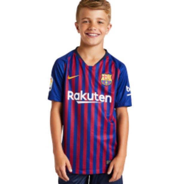 Oferta de Camiseta Nike FC Barcelona Local 2018/2019 por 35,99€