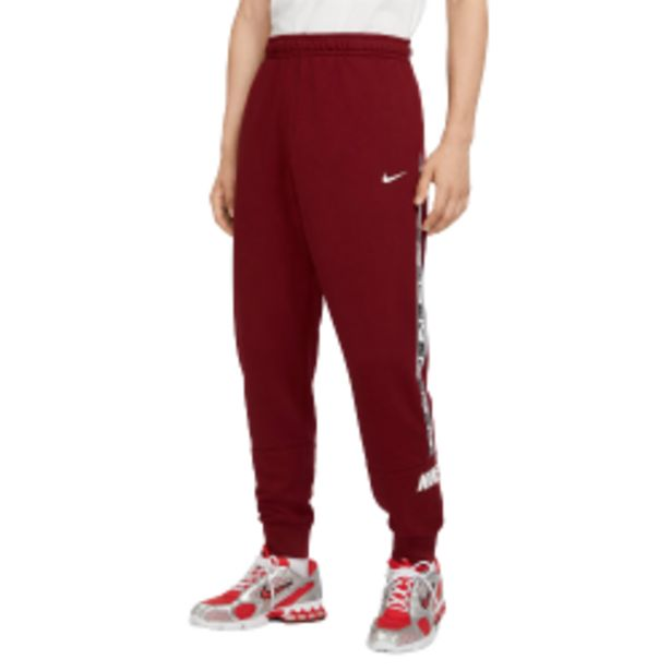 Oferta de Pantalones joggers Nike Sportswear Repeat FT por 24,99€