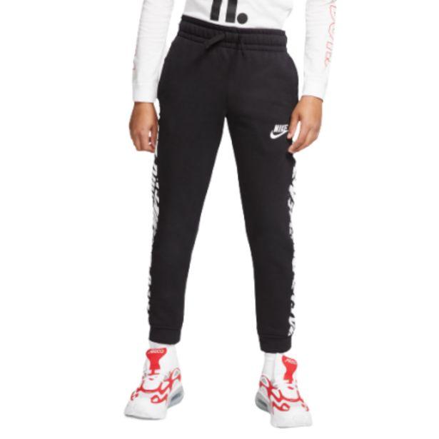Oferta de Pantalones joggers Nike Sportswear Junior por 27,99€