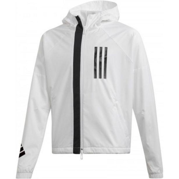 Oferta de Chaqueta cortavientos Adidas YG ID WND Niña por 48,99€