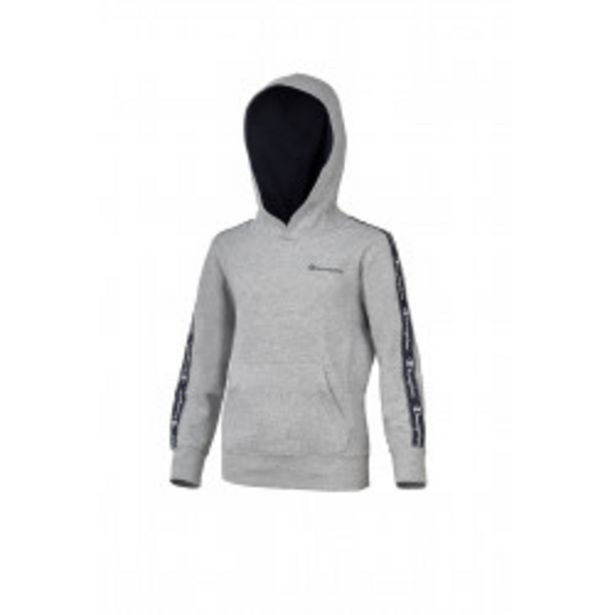 Oferta de Sudadera Champion Hooded Junior por 16,99€