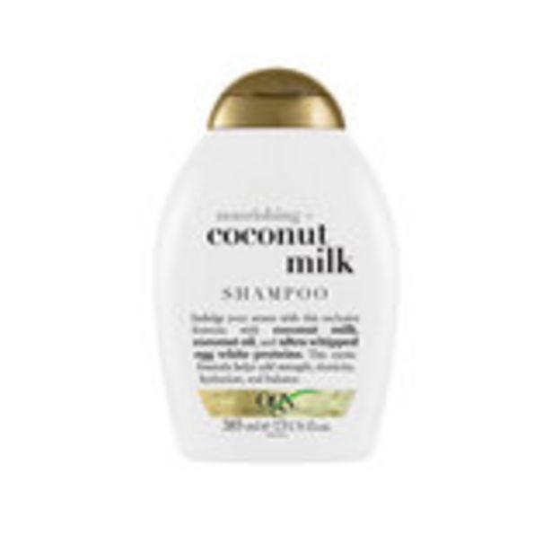 Oferta de Coconut milk champú leche de coco 385 ml por 5,99€