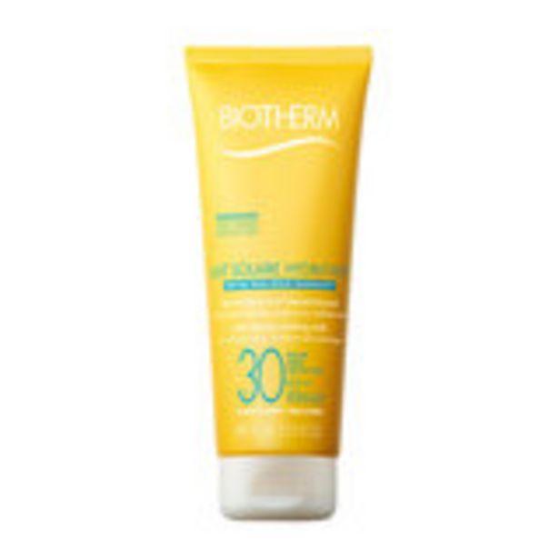 Oferta de Lait solaire hydratant crema solar facial spf 30 75 ml por 7,35€