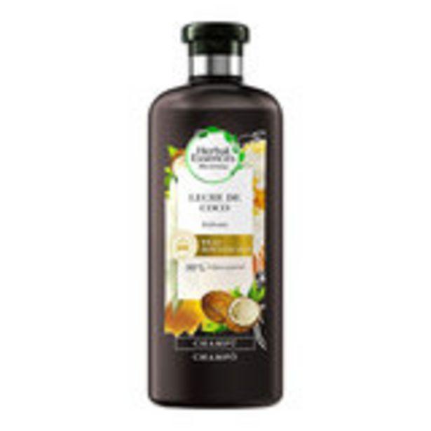 Oferta de Bio renew champú leche de coco 400 ml por 3,15€