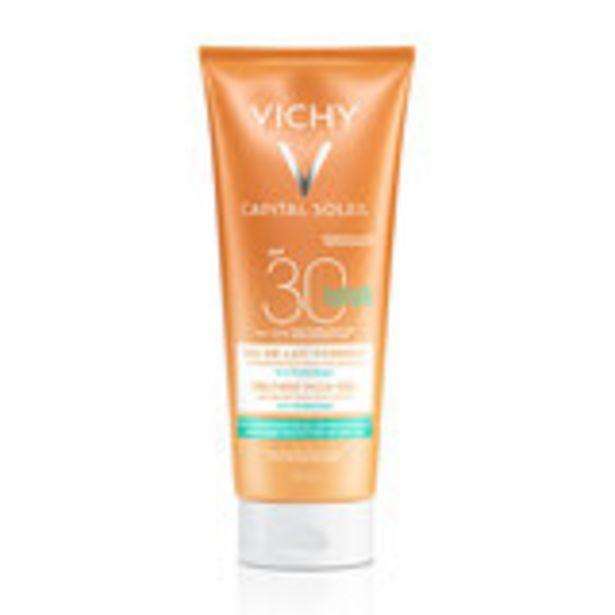 Oferta de Capital soleil gel solar corporal wet skin spf 30 200 ml por 12,76€