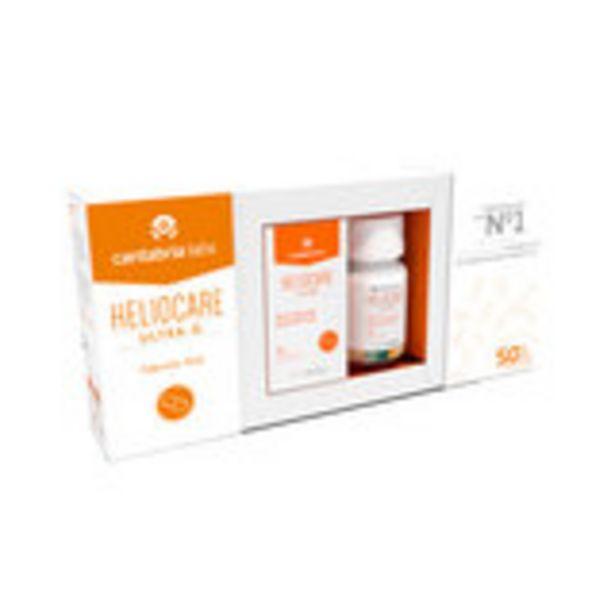 Oferta de Ultra d 2 unidades x 30 cápsulas protección solar con vitamina d y antioxidantes. por 31,15€