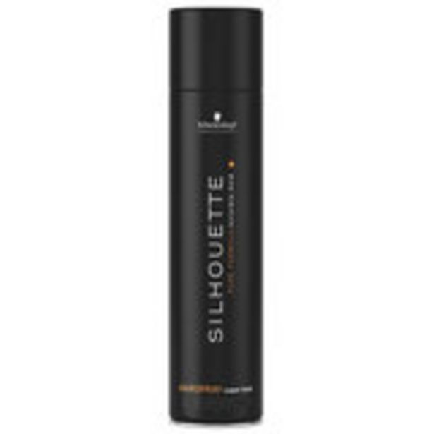 Oferta de Silhouette laca extra fuerte 500 ml por 9,95€