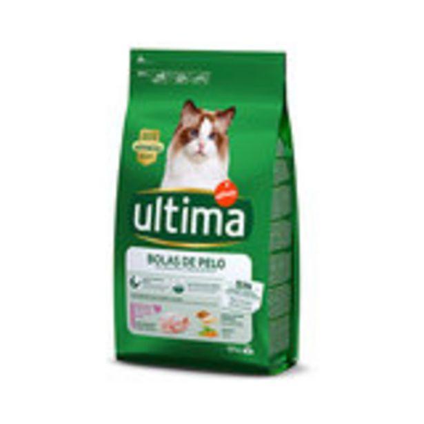 Oferta de Comida para gatos control bolas de pelo 1,5 kg por 6,25€