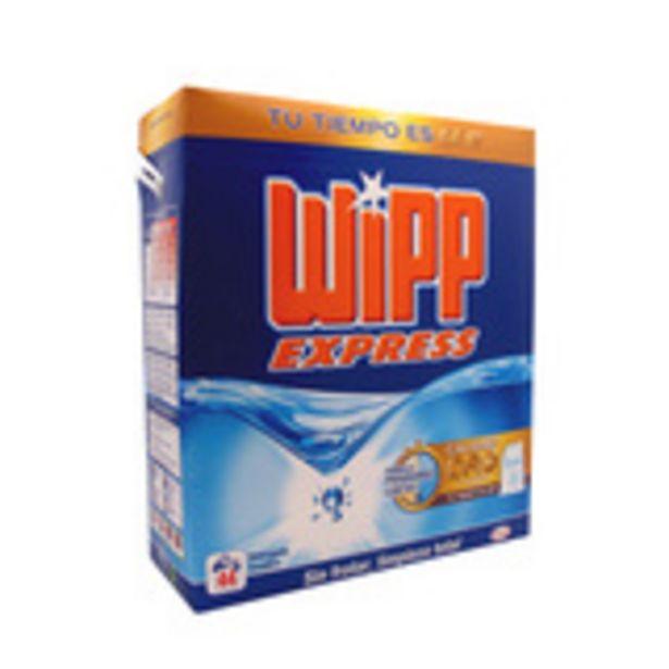 Oferta de Express detergente por 7,6€