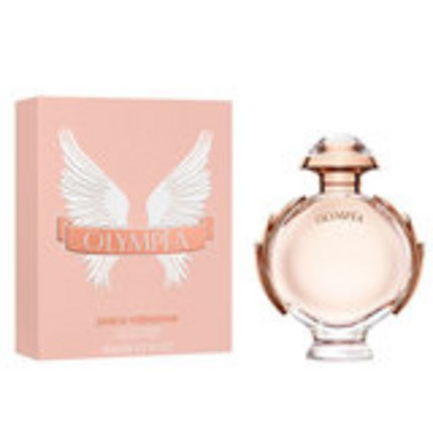 Oferta de Olympea paco rabanne eau de parfum de mujer por 31,95€