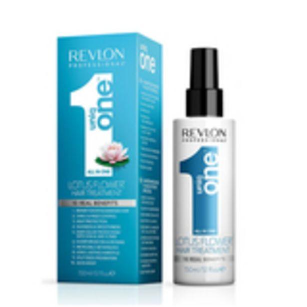 Oferta de Revlon uniq one hair treatment tratamiento reparador capilar loto 150 ml por 6,45€
