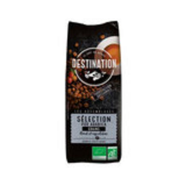 Oferta de Café puro arábica grano 250 gr por 3,29€