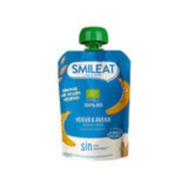 Oferta de Eco 100 gr pouch yogur avena con antioxidantes vitaminas y minerales por 0,99€