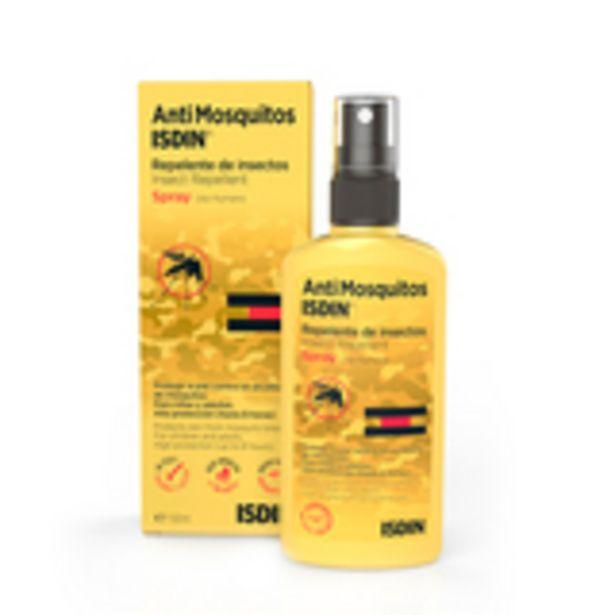 Oferta de Antimosquitos spray repelente de insectos 100 ml por 7,85€