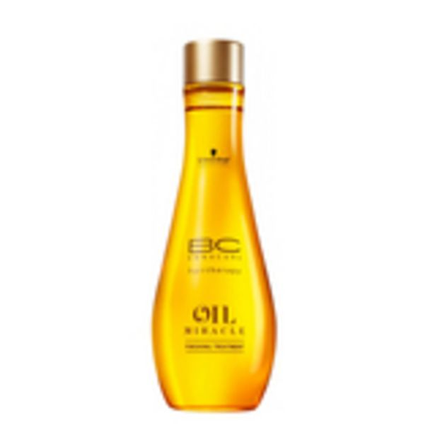 Oferta de Bc oil miracle aceite acabado brillo 100 ml por 11,8€