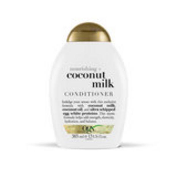 Oferta de Coconut milk acondicionador leche de coco 385 ml por 5,99€