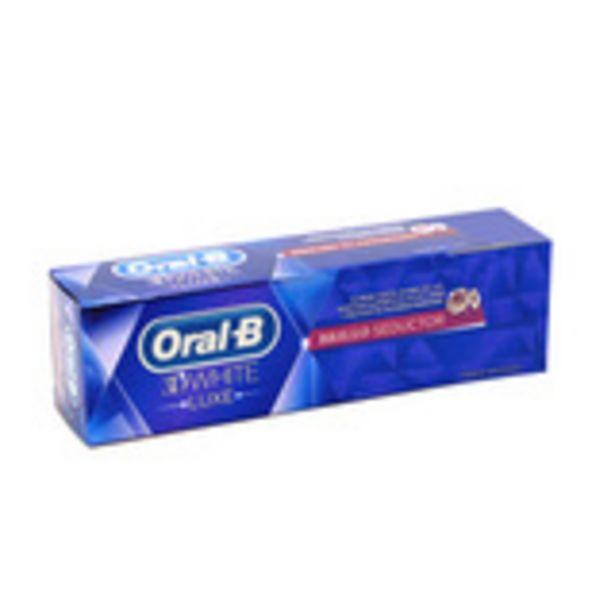 Oferta de 3d white luxe pasta dentífrica brillo seductor 75 ml por 3,99€