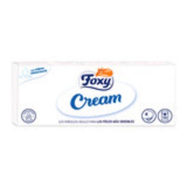 Oferta de Pañuelos de papel cream blanco 10 unidades por 1,55€