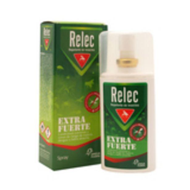 Oferta de Repelente de insectos extra fuerte 75 ml spray por 8,5€