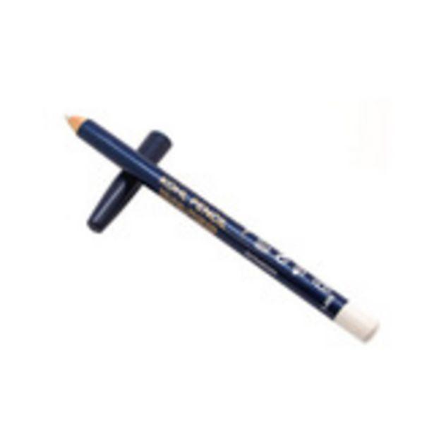 Oferta de Khol eyeliner pencil lápiz de ojos 10 blanco por 4,95€