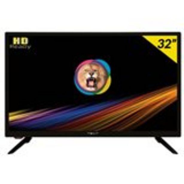 "Oferta de Televisor Nevir NVR-7710-32RD2-N 32"" HD Ready negro por 175€"