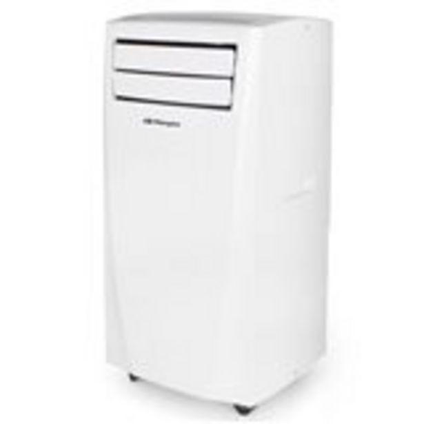 Oferta de Aire acondicionado portátil Orbegozo ADR 92 - 1000W - 2250 kilofrigorías/hora - rango temperatura 1 por 335€