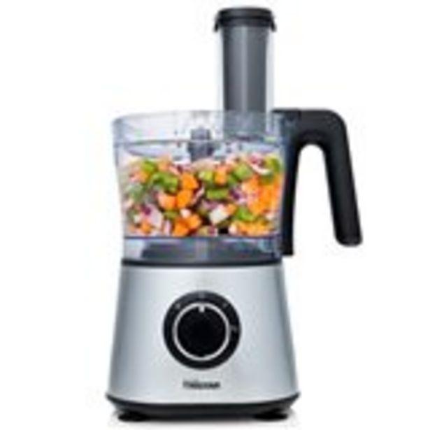 Oferta de Procesador de alimentos eléctrico Tristar MX-4822 600W 1,5L inox por 53€
