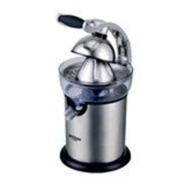 Oferta de Exprimidor con brazo Bastilipo EXB130 130W 650ml inox por 45€