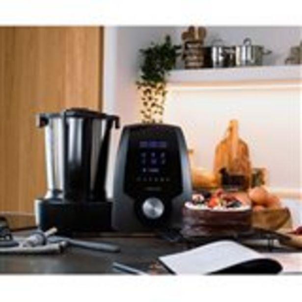 Oferta de Robot cocina Cecotec Mambo 8590 1700W 3,3L negro por 239€