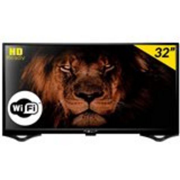 "Oferta de Televisor Smart TV Nevir NVR-8075-32RD2 32"" Android HD Ready Wifi negro por 199€"